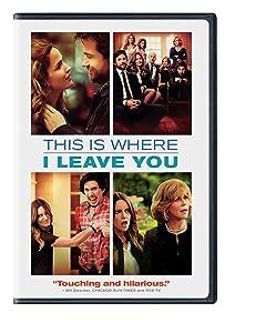 This Is Where I Leave You [Edizione: Stati Uniti] [Italia] [DVD]