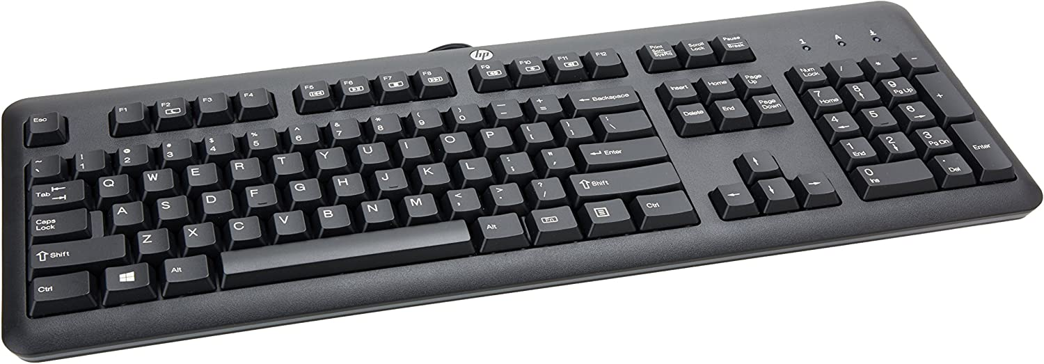 HP Business QY776AT#ABA USB Keyboard US