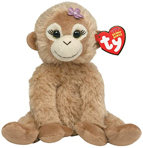 713b5d208c0 Amazon.com  Ty Beanie Baby Missy - Monkey  Toys   Games