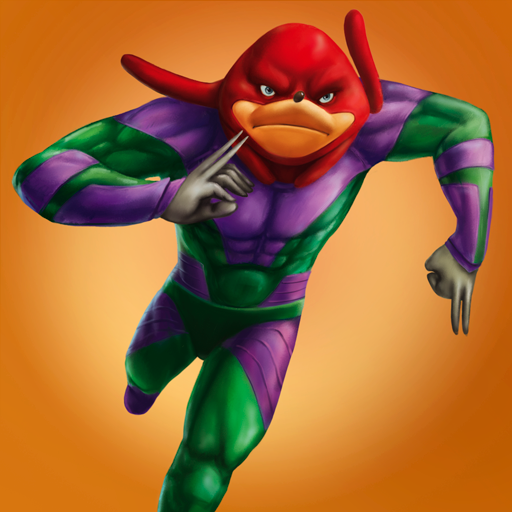 The Ugandan Knuckle Hero Game