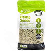 Absolute Organic Organic Hemp Seeds, 400g
