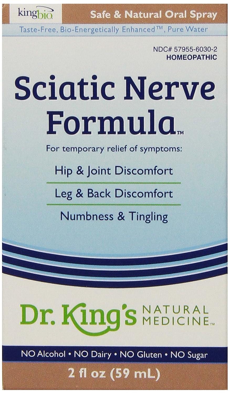 Amazon.com: Dr. King\'s Natural Medicine Sciatic Nerve Formula , 2 ...