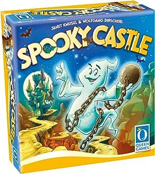 Queen Games Spooky Castle - Game