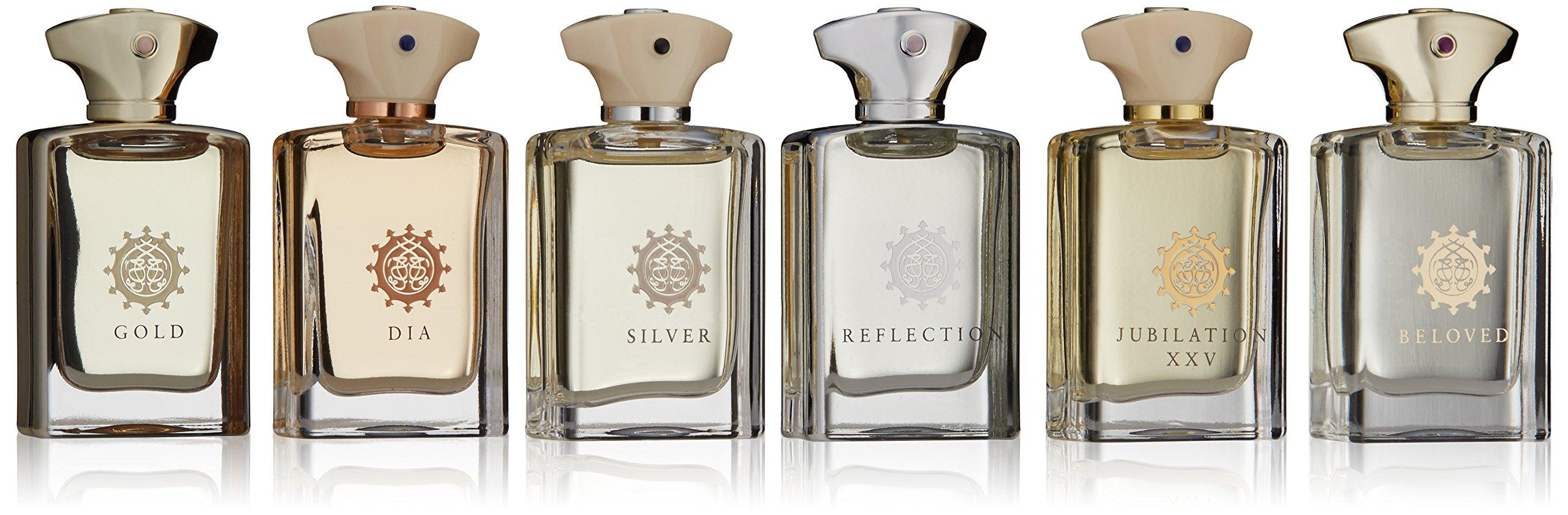 AMOUAGE Miniatures Bottles Collection Classic Men's Fragrance Set