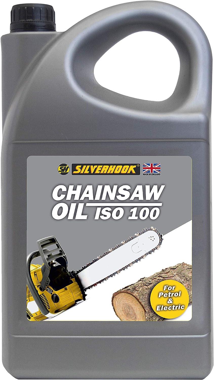 Silverhook shcr5motosierra Aceite ISO 100, 4.54 Litres