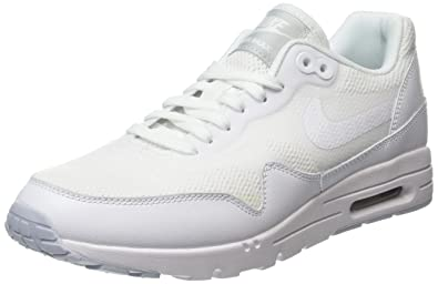 Nike Air Max 1 Ultra Essential Damen Laufschuhe, Weiß (White
