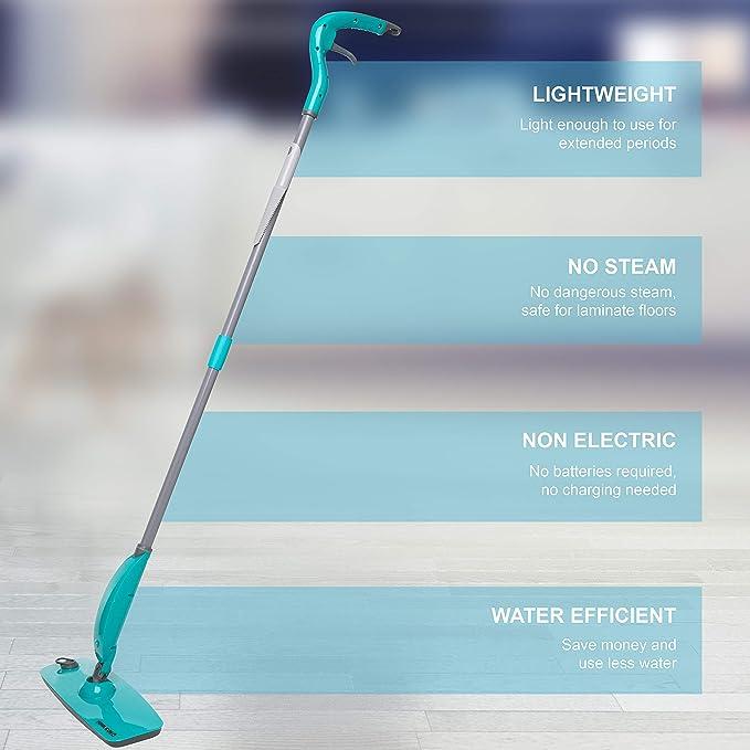 Home Icon mopa pulverizadora Equipada con depósito de Agua ...
