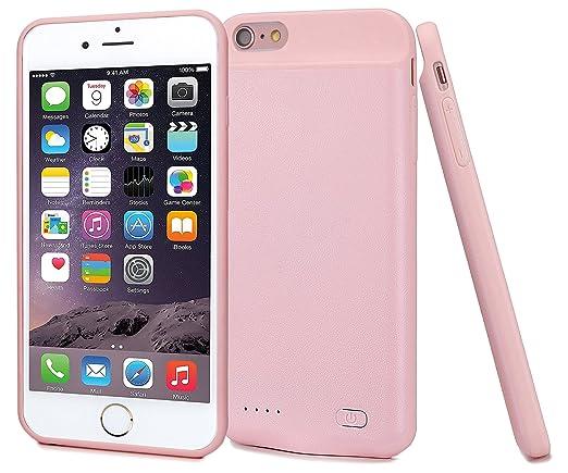 Amazon.com: Batería para iPhone 7 Plus Caso, Usuper Ultra ...
