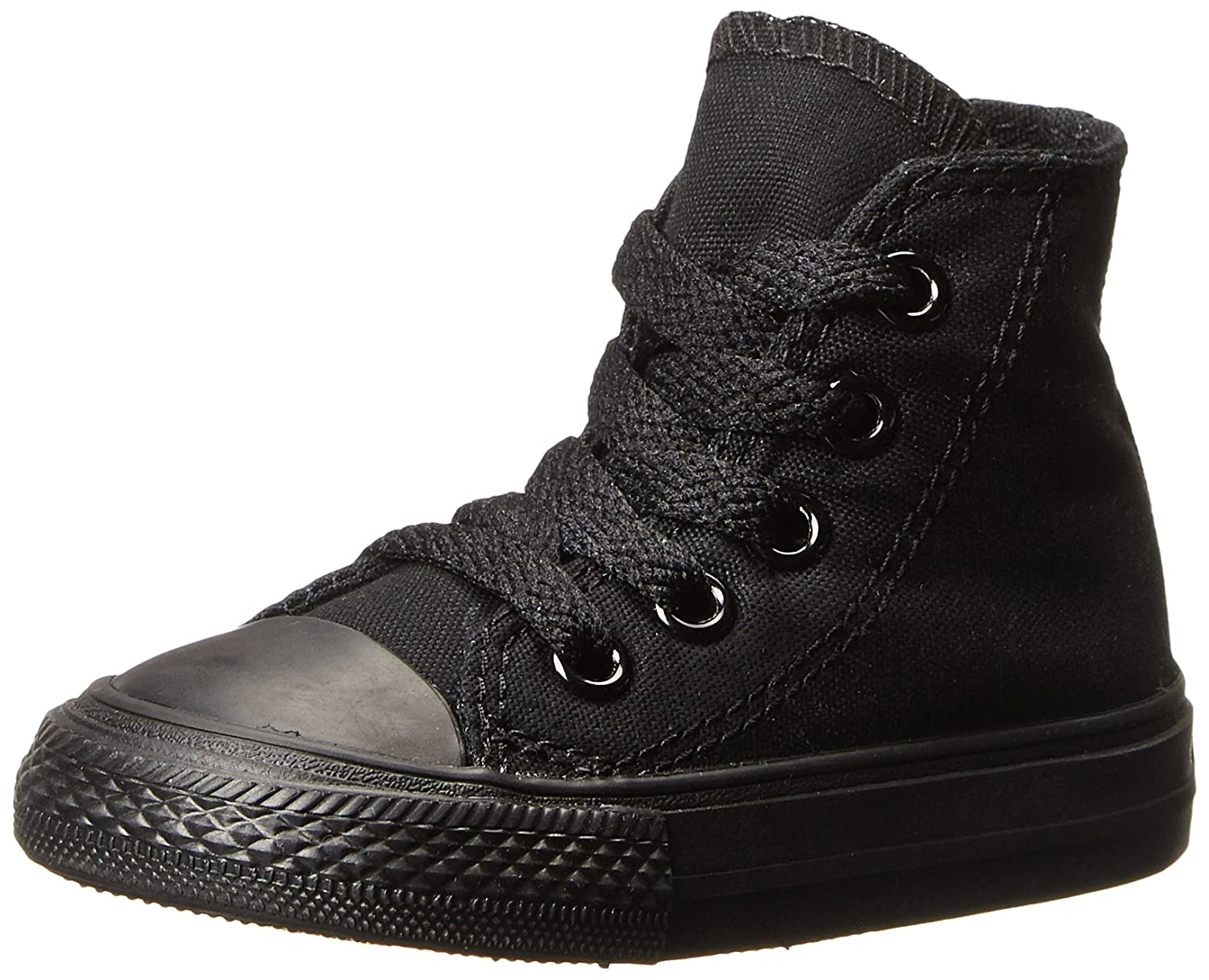 Converse Chuck Taylor All Star Season Hi, Unisex Sneaker  US 13.5M | UK 12.5 | EU 31|Black Monoch