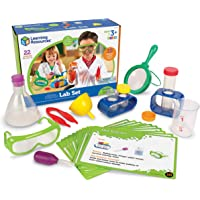 Learning Resources LER2784 Primary Science Lab Set,12 Pieces,Multi