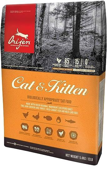 Orijen Cat Kitten Food 1 8 Kg Amazon In Pet Supplies