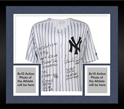 size 40 b15a6 6b121 Framed Alex Rodriguez New York Yankees Autographed Majestic ...