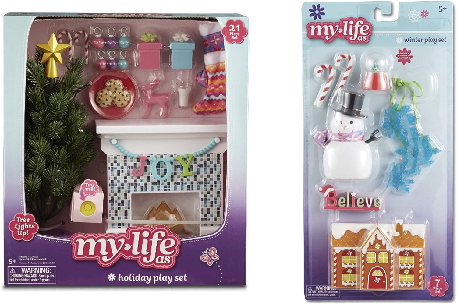 """My Life As Hairstylist Play Set Accessories For 18/"""" Doll"""