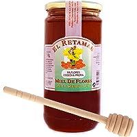 Miel de Abeja 100% Natural Hecha en España