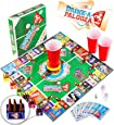 "Drink-A-Palooza: The ""Monopoly"" of Drinking Games, Board Games & Party Games"
