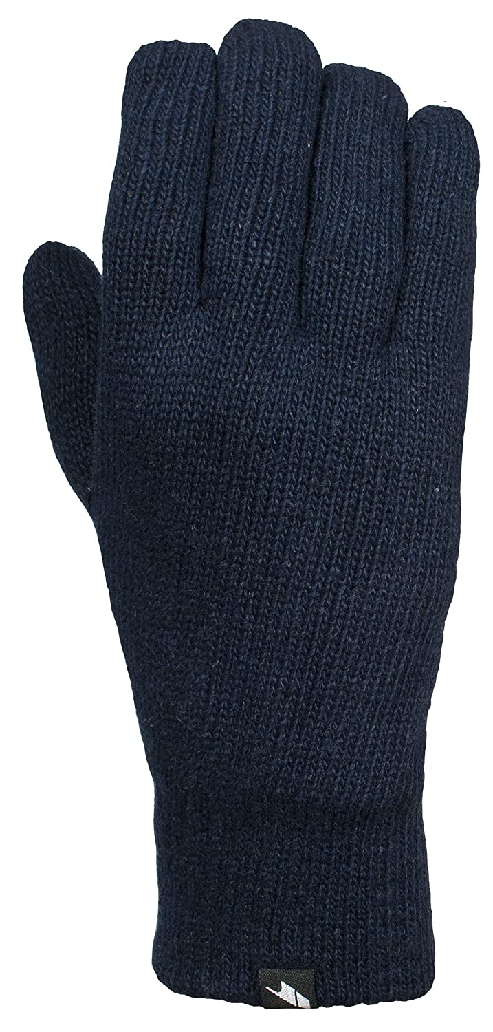 Bargo Mens Knitted Thinsulate Gloves Winter Gloves for Hiking