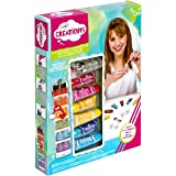 Crayola Creations Mix Your Own Lip Gloss Kit, Creates 6 Lip Glosses, 6 Flavours,  Kids!