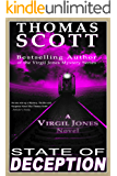 STATE OF DECEPTION: A Thriller (Virgil Jones Mystery, Thriller & Suspense Series Book 4)