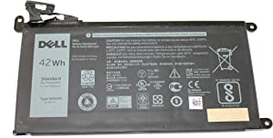 3CRH3 WDX0R Genuine OEM 42Wh Li-ion Battery for Dell Inspiron 5567