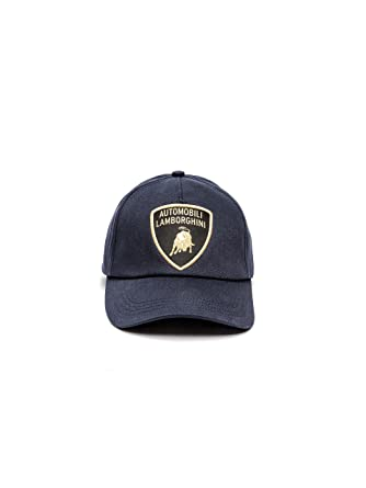 428ae02456660 Amazon.com  Automobili Lamborghini Accessories Basic-Shield Cap One ...