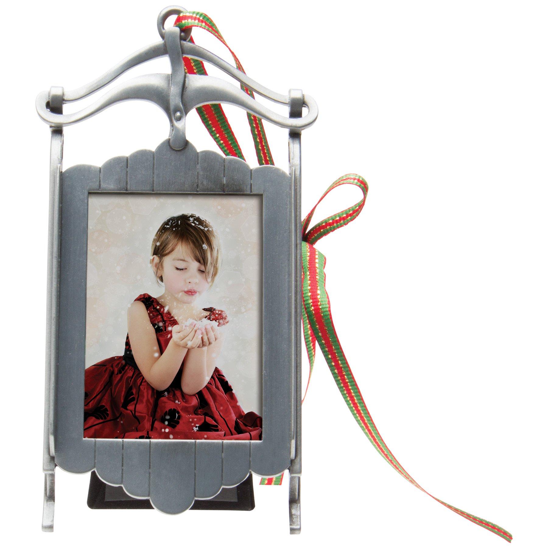 Photo Ornament Sled Frame