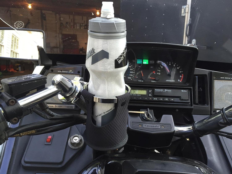 LEXIN/® Motorcycle//Bike//motorbike Metal Cup Holder Handlebar Drink Cup Holder with Basket LEXIN ELECTRONICS DESIGN FOR BIKE 4350406099