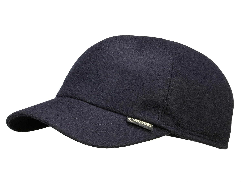 Göttmann Monaco EF Gore-Tex Baseballcap mit Ohrenklappen - schwarz 1438194