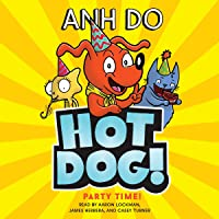 Party Time!: HotDog, Book 2