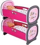 Smoby - 220314 - Baby Nurse - Lits Jumeaux