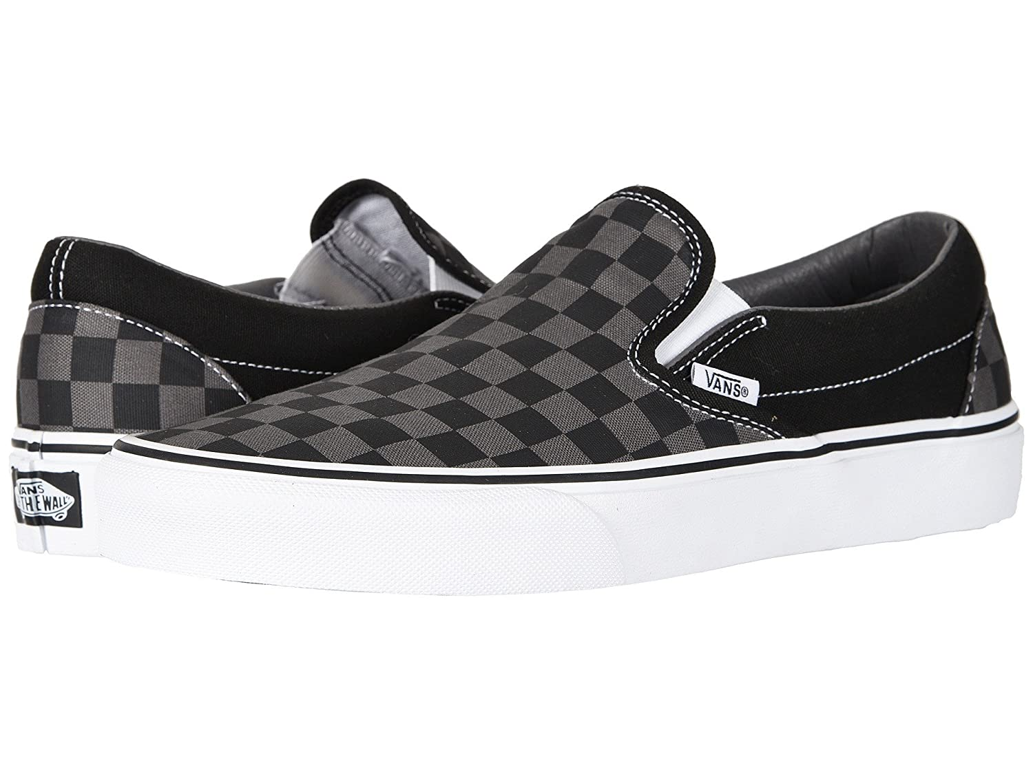 【人気商品!】 [バンズ] スニーカー Women's Black/Pewter AUTHENTIC (Pig Suede) M VN0A38EMU5O M レディース B07G3K36Q5 14 M US|Black/Pewter Checkerboard Black/Pewter Checkerboard 14 M US, 鳥羽市:25c0f24d --- svecha37.ru