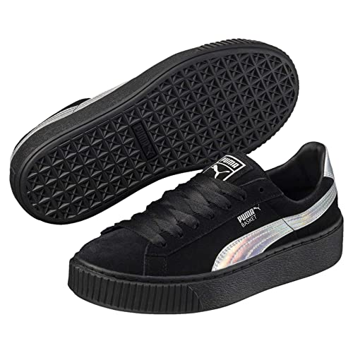 Chaussure Basket Platform Explosive Black pour femme   Mode