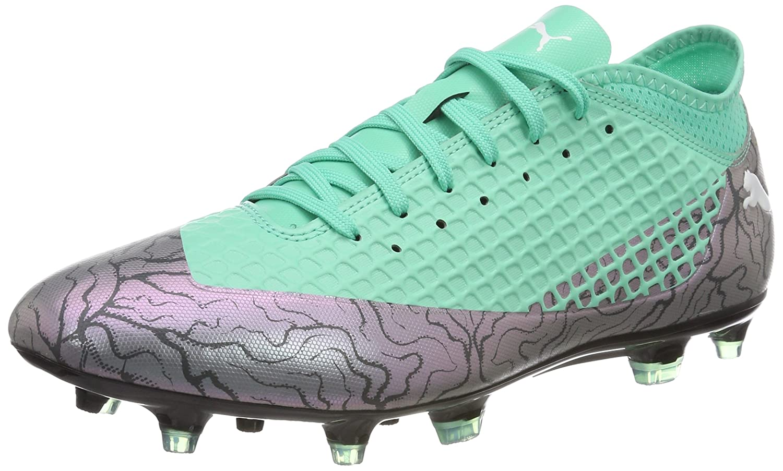 Puma Future 2.4 FG/AG, Zapatillas de Fútbol para Hombre 40.5 EU|Morado (Color Shift-biscay Green-puma White-puma Black 01)