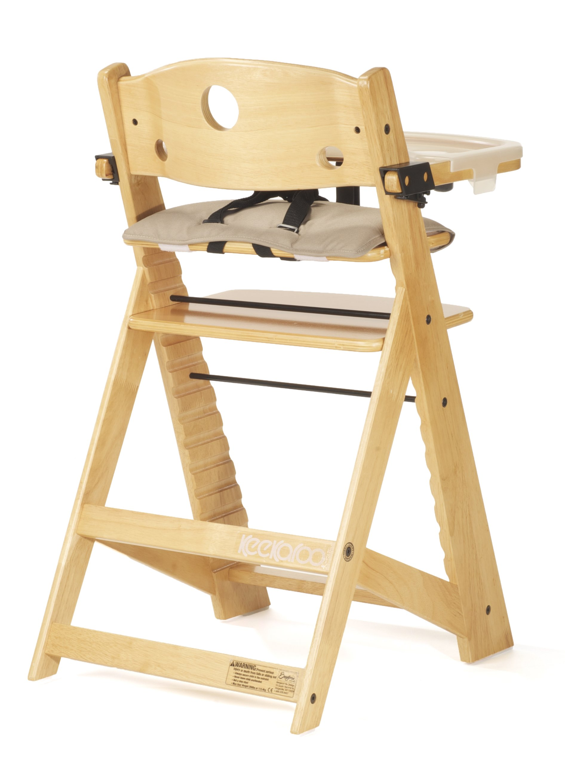 wooden keekaroo uk made taught us important toddler high feeding lessons chair life low