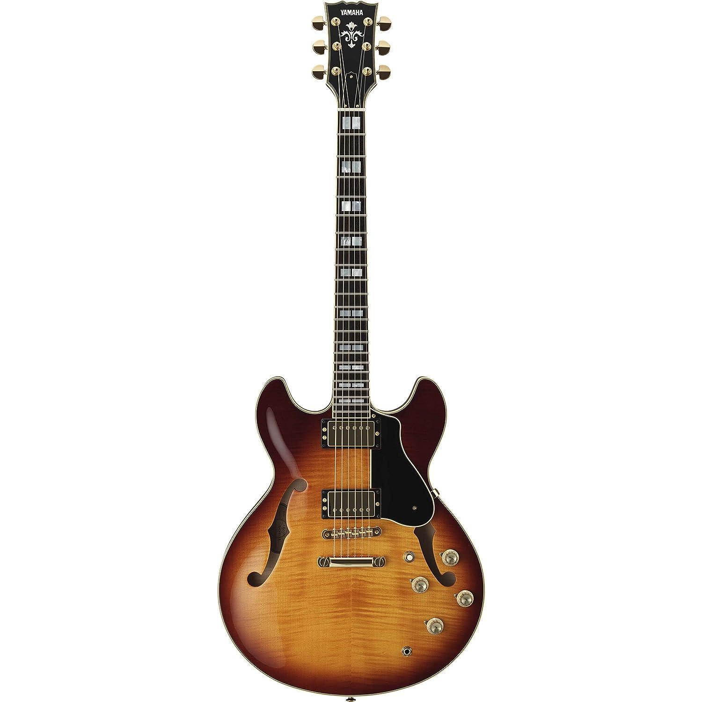満点の ヤマハ エレキギター セミアコースティックギター B003UGCJQY SA-2200 VS B003UGCJQY ヤマハ ブラウンサンバースト(BS) SA-2200 ブラウンサンバースト(BS), ジョージスター:113071f8 --- go-mo.uk