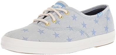 446ba730a06 Keds Women s Champion Star Chambray Sneaker