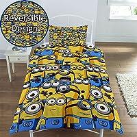 Despicable Me Minion Army Single Duvet Cover Bed Set