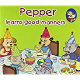 Pepper Learns Good Manners