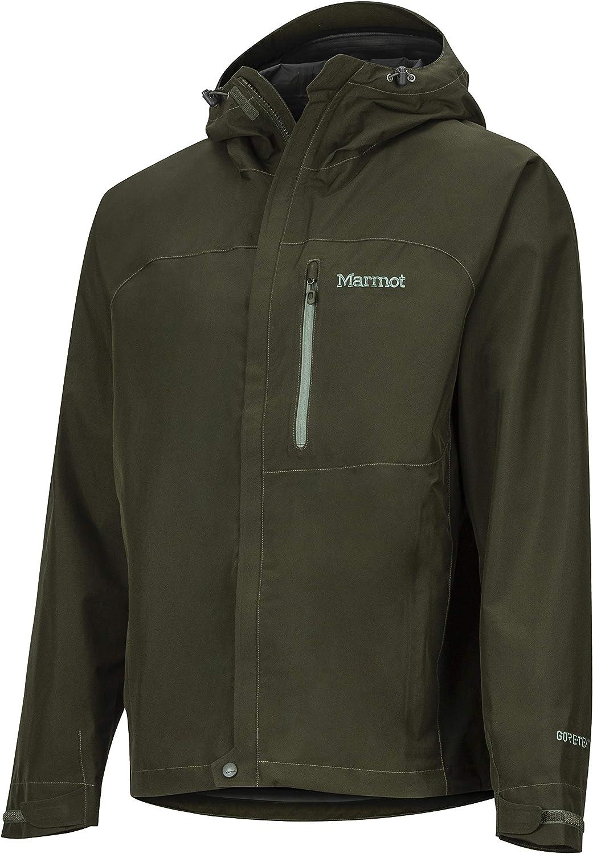 Waterproof Breathable Marmot Mens Minimalist Jacket Hardshell Raincoat Windproof