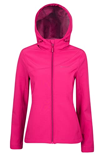 Mountain Warehouse Chaqueta polar para mujeres Finn