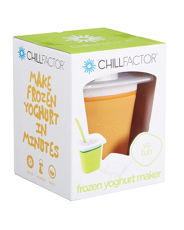 ChillFactor Frozen Yoghurt Maker ToyCentre 400906