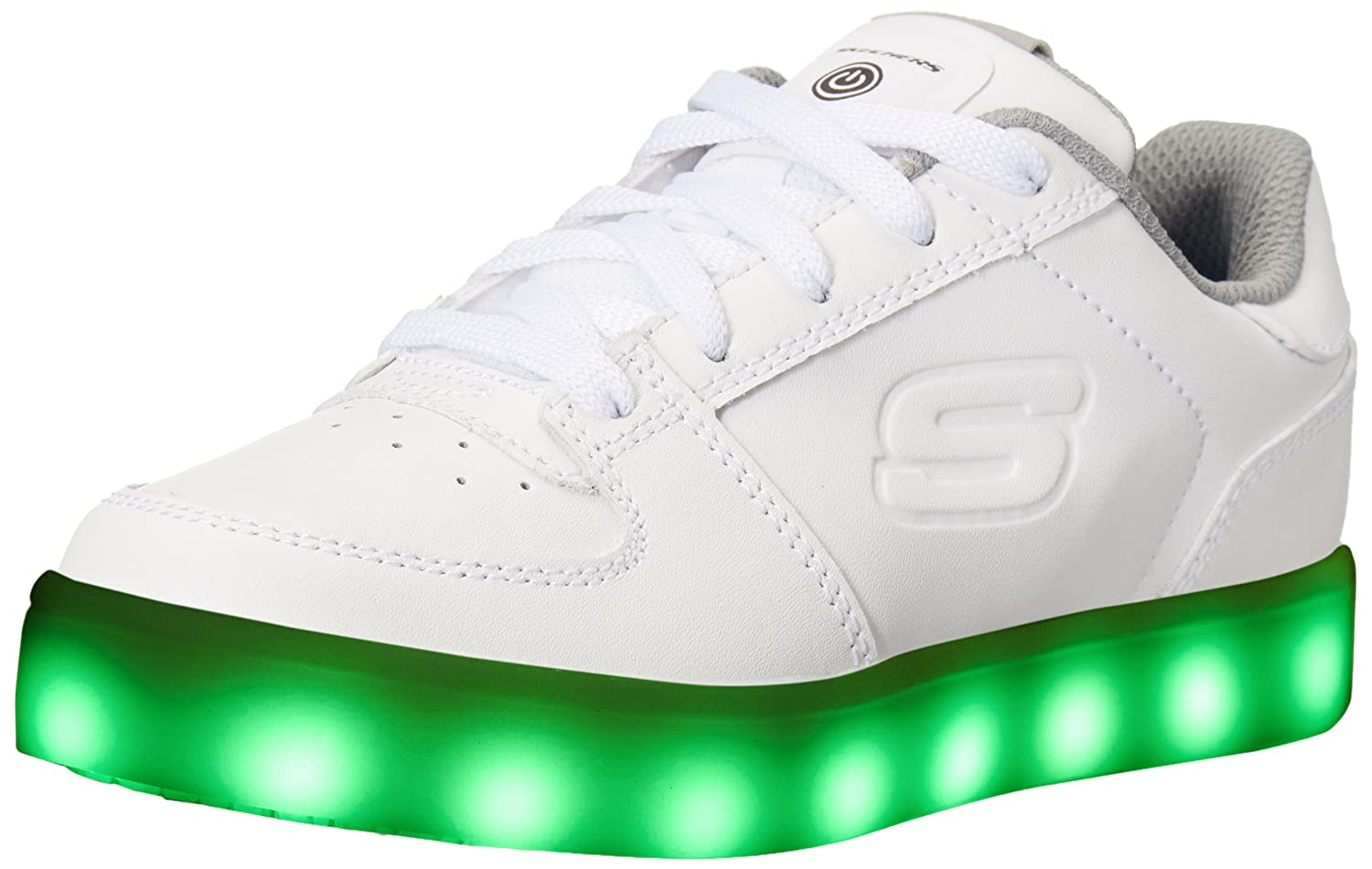 Skechers Kids Boys Energy Lights Elate Sneaker
