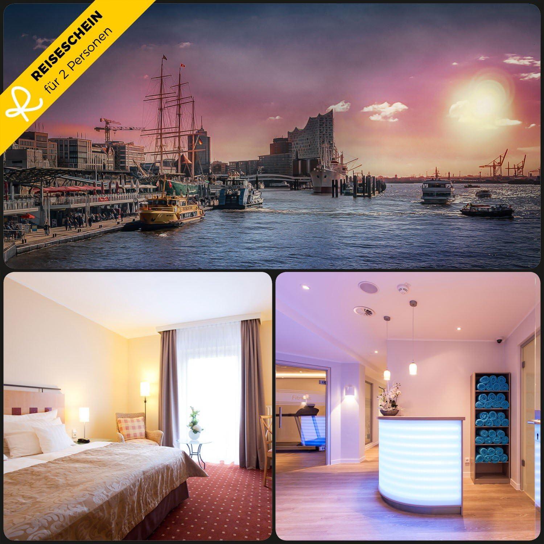 Viaje faros cupones 4 días después de Hamburgo – Best Western Premier Alster Jarra Hotel 4 * S: Amazon.es: Deportes y aire libre