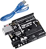 ELEGOO UNO R3 Board ATmega328P ATMEGA16U2 with USB Cable Compatible with