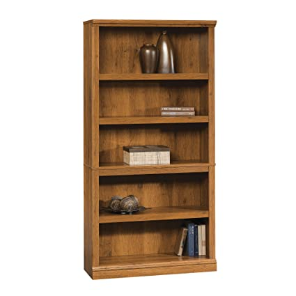 Review Five Shelf Bookcase in
