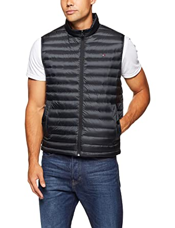best cheap a1ec9 6292f Tommy Hilfiger Core LW Packable Down Vest Gilet da Esterno Uomo