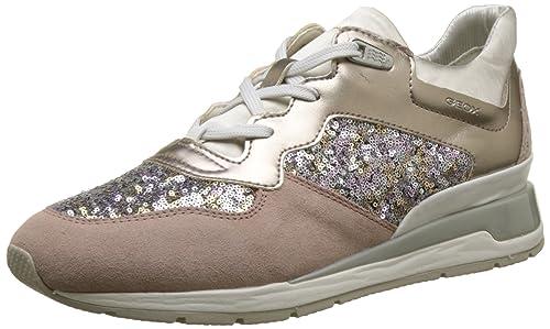B Shahira Mujer Geox Y Amazon Zapatillas Zapatos Para es D aEqSS5xw7p