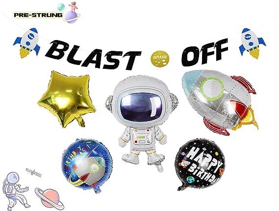 KAPOKKU - Decoración para tarta con temática espacial para ...