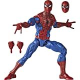 Spider-Man Hasbro Marvel Legends Series 6-inch Collectible Action Figure Toy Retro Collection