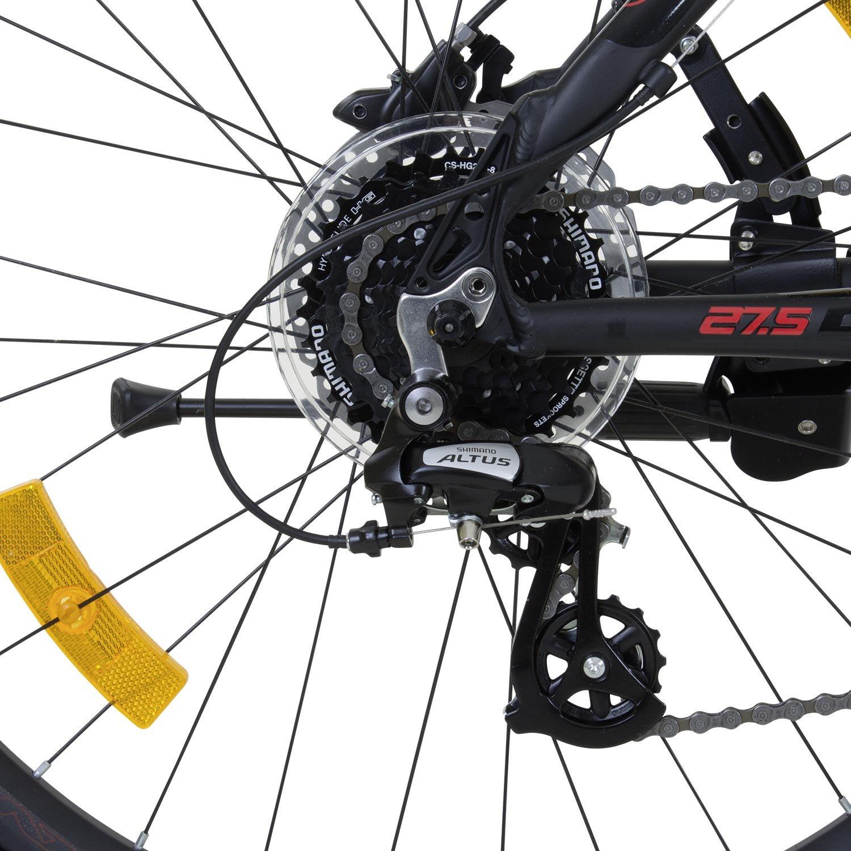 650B + 27,5 + pulgadas MTB galano infinity Mountain Bike frenos de disco Shimano 27,5 x 3.0 fatbike: Amazon.es: Deportes y aire libre