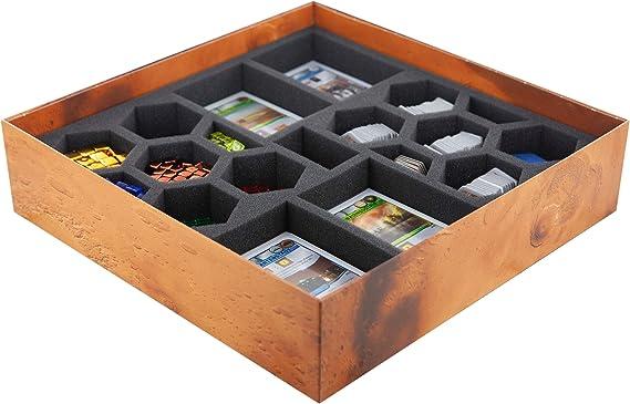 Feldherr Espuma Compatible con Terraforming Mars - Caja de Juego ...